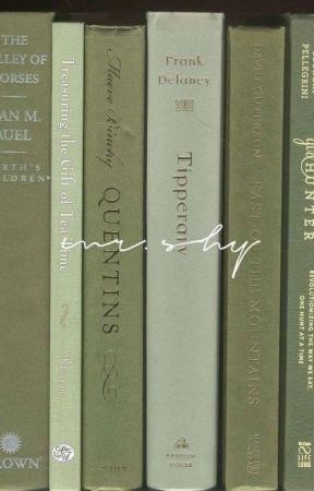 Mr. Shy [larcel] by louislutiny
