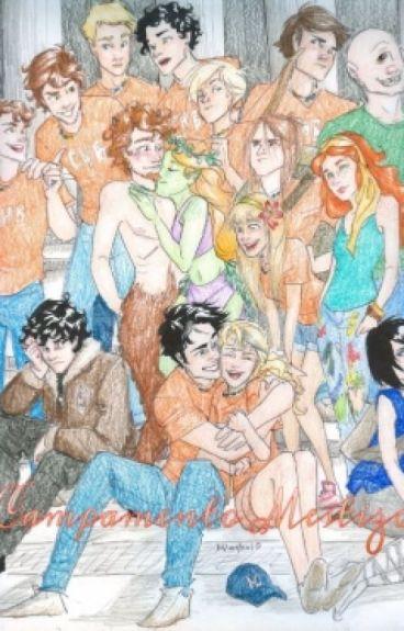 Campamento Mestizo: Percabeth, Thalico, Tratie, Jasper..