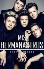 Mis Hermanastros (1D y tú) *Sin Editar* by ornecanavese