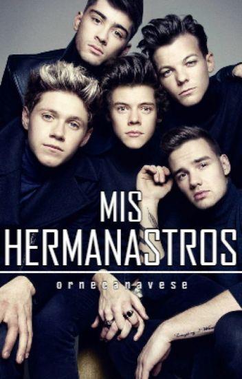 Mis Hermanastros (1D y tú) *Sin Editar*