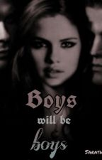 Boys will be boys by sarathatsme