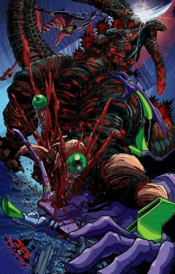 Kaiju War: Crisis among Worlds(Male Eva pilot reader)