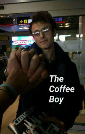 The Coffee Boy【Jonah Marais】 by Midnightmemories54