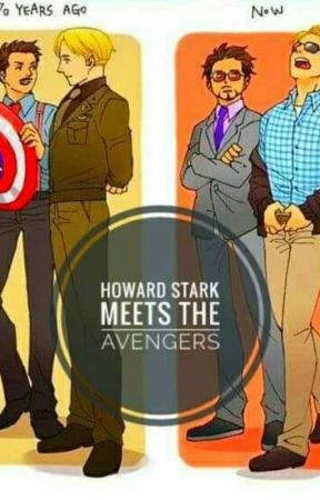 Howard Stark Meets The Avengers - America (steve) is confusion - Wattpad