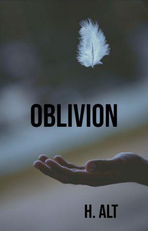 Oblivion by haltforme
