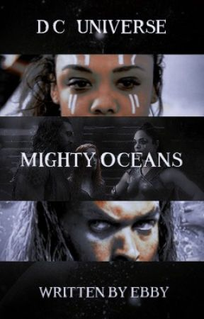 MIGHTY OCEANS 🔱 ARTHUR CURRY 🔱   by EbbyWhite_Avenger7