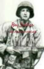 Boy Soldier by AdamSmith048