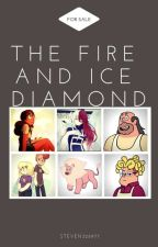 The ice and fire diamond ( bnha x female reader x steven universe ) by steven326977