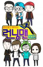Running man Couple Race by cookiebear123435
