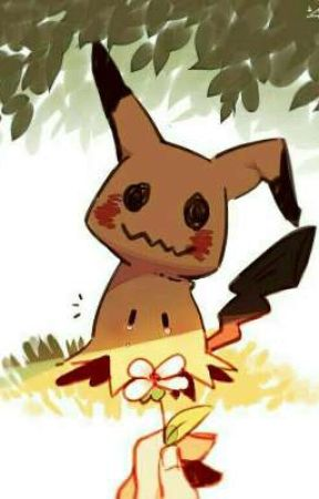 The Mimikyu Grimm Who Wants To Be Loved by kanata10