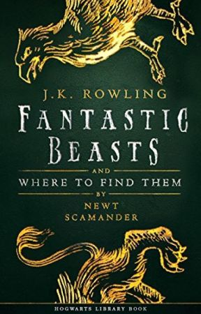 A really fantastic Beast (Newt Scamander FF) by Lucycharly1234567890