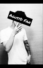 AgustD Fan by Youngjaeskitten