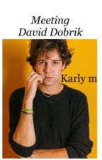 Meeting David Dobrik by diamondmango17