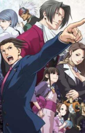 Ace Attorney Trilogy Boyfriend Scenarios  by iizpotato