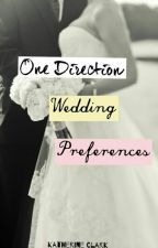 One Direction Wedding Series by gummybearliam