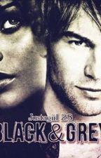 Black and Grey by AmberosaCosto