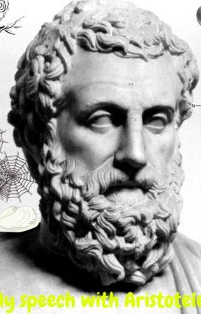 My speech with Aristoteles by SaraFalk0
