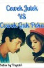 Cewek Jutek VS Cowok Gak Peka by Vhysatri