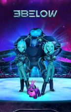 3Below tales of arcadia Krel x oc by Flamestriker45