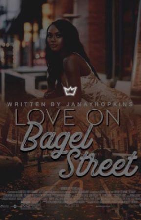 Love On Bagel Street  by JanayHopkins