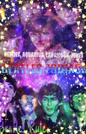 Pisces, Aquarius, Capricorn, Jones, and Beatles Zodiacs by Beatles_Rule