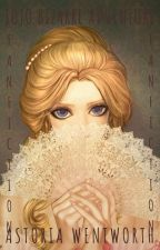 Astoria Wentworth [JoJo Bizarre Adventure X OC] by 1800-CatchTheseHandS
