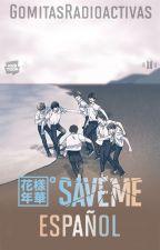 Save Me; BTS [Webtoon - Español] by GomitasRadioactivas2