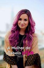 ಌ A Mulher do Cabelo Rosa {Semi} by ddlovarow