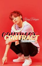 Contract || Taehyun by rxseqvartzxs