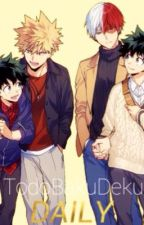 TodoBakuDeku DAILY by _zero_percent_
