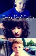 ¿Entre Dos Chicos? (MattyBRaps, Carson Lueders y Tu ♥).-//Editando// by July_FanFics
