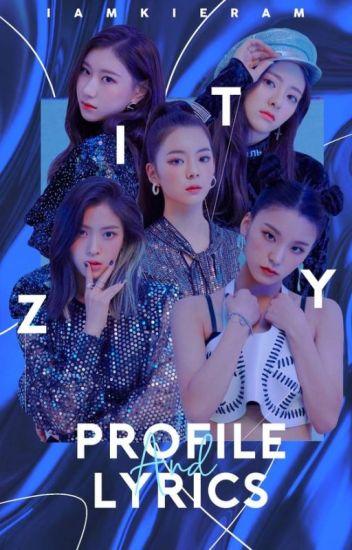 ITZY Profile X Lyrics
