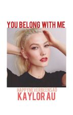 you belong with me || karlie kloss x taylor swift by happyneverbeensad97