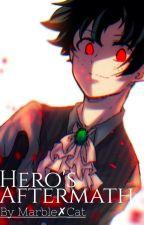 Hero's Aftermath [Villain! Deku AU] by IndigoStar123