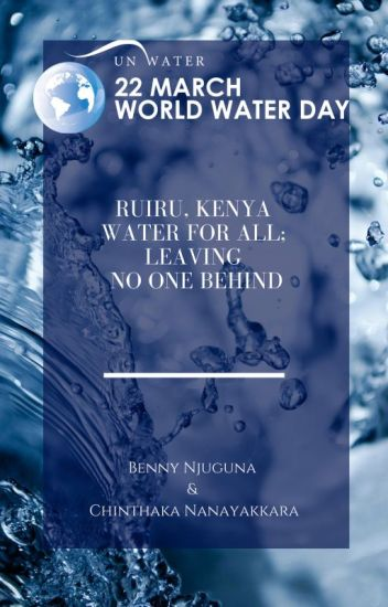 Ruiru: Water For All, Leaving No One Behind