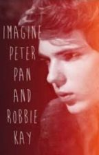 Imagine Peter Pan and Robbie Kay by MagicMary