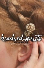 kindred spirits || anne and gilbert by 100thinkinboutu