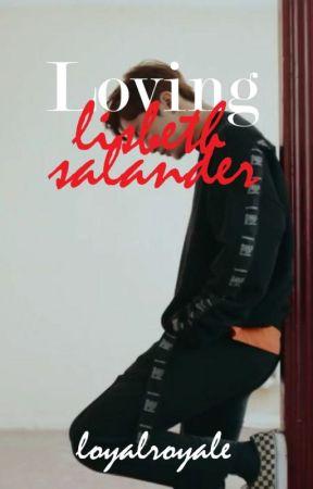 Loving Lisbeth Salander | NCT Mark AU Fiction by loyalroyale