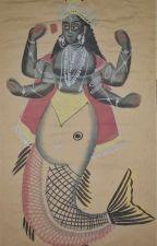 Matsya by Ajay-Kumar