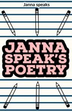 My spoken word poetry by Jannaspeaks