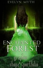 ⚜ Enchanted Forest Graphics ⚜Shop & Portfolio⚜ by Evelyn_Myth