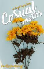 Casual Moths // Angel Reyes by redlipswritings