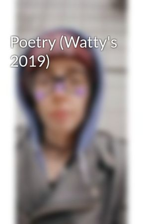Poetry (Watty's 2019) by AHopeMoore