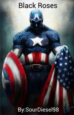 Black Roses ~ (A Captain America Fanfic) - Volatile, Self