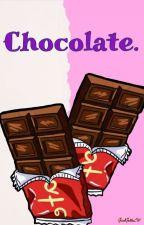 Chocolate. ✔ ||V.B|| [Mini-Fic]  by GreekGoddess_W