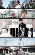 B.A.P Imagines by Damchu_Damchu