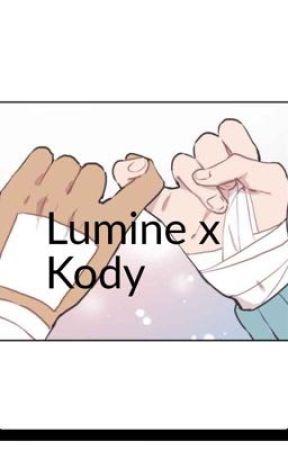 Lumine x Kody! by Dat_Yaoi_Fan