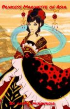 Princess Marinette of Asia by anime_minounoir