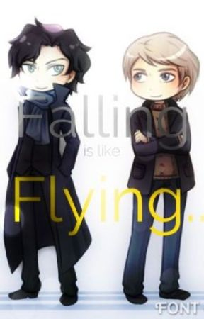 Falling is like Flying by Garnent