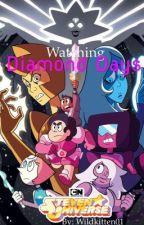 Watching Steven Universe by Wildkitten01
